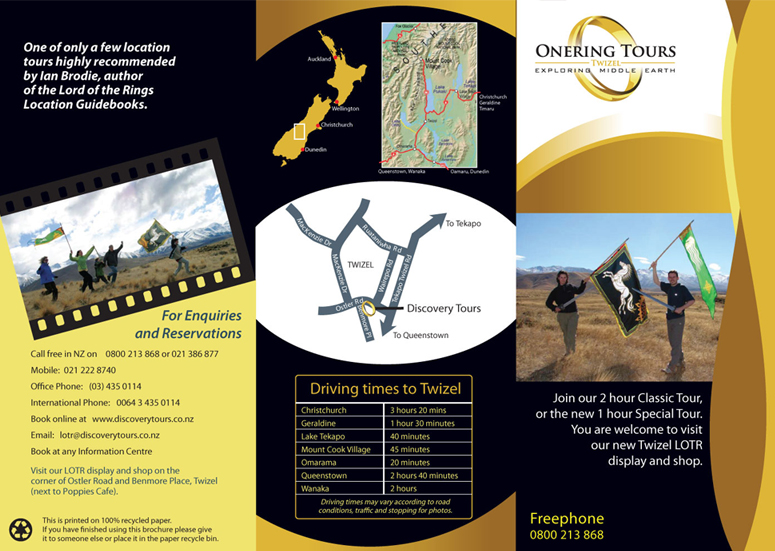 brochure design samples  options and ideas