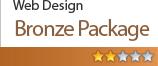 Website Design Bronze Package $265