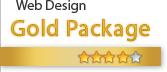 Website Design Gold Package $895
