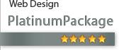 Website Design Platinum Package $1995