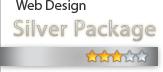 Website Design Silver Package $595
