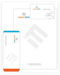 Stationery Sample 9