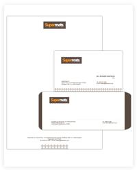 Stationery Sample 1