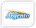 mr argento logo design