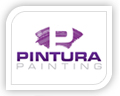 pintura paintings logo design